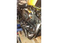 Harley Davidson 1200cc Sportster