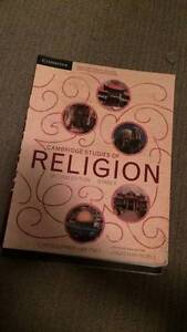 Cambridge Studies of Religion textbook Second Edition Kellyville Ridge Blacktown Area Preview