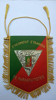 French Foreign Legion Pennant Original New Surplus Unused De Parachutistes