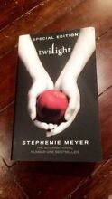 Twilight Special Edition Stephenie Meyer Capital Hill South Canberra Preview