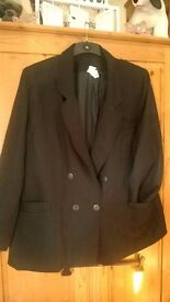 Ladies size 26 coats and jackets