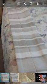 2 laura ashley roman blinds