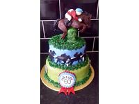 Bespoke Cakes and Cupcakes, personalised for any occasion
