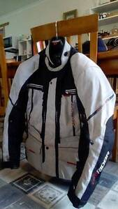 MOTORCYCLE CLOTHING FOR SALE! New Norfolk Derwent Valley Preview