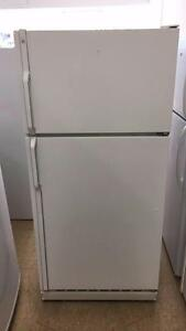ECONOPLUS OTTAWA SUPER CLEAN WHITE GE PROFILE  FRIDGE 249$  TX INCLUDED