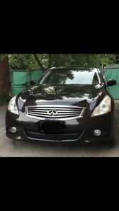 2011 Infinity G25X For Sale