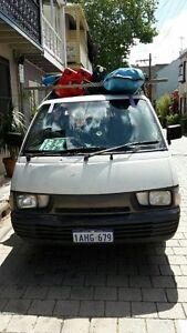 1992 Toyota Townace Van/Minivan Cairns Cairns City Preview