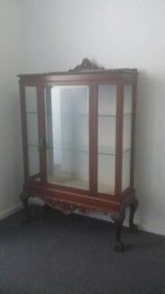 Display cabinet Newcastle East Newcastle Area Preview