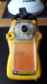 BW quattro gas alert monitor ex-bt.