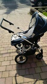 2x Buggies Mothercare / Jeep