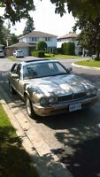 Reduced the price. Running and etested. 95 jaguar