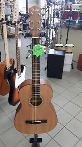 3/4 Acoustique Fender MA1 0963001021