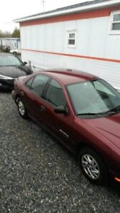 03 sunfire needs to be towed ASAP