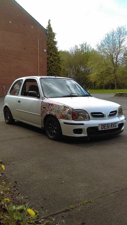 nissan micra k11 modified in irlam manchester gumtree. Black Bedroom Furniture Sets. Home Design Ideas