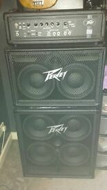 Peavey Max 450 Bass Amp