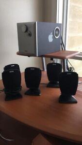 5.1 système de son à vendre