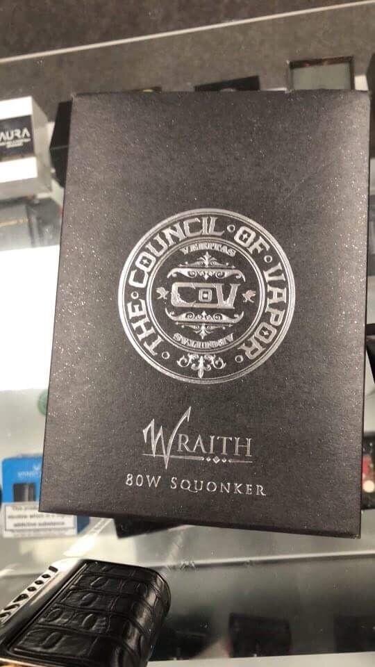 Council Of Vapour Wraith Squonker