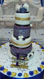 Cakes and cupcakes for all occasions: Weddings, Birthday, Party, Events ,Baby Shower ,Celebrations.