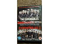 Expendables dvd set
