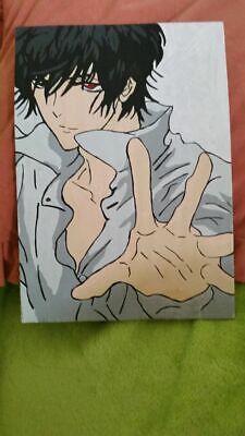 Psychic Detective Yakumo  Handgemalte Nr.02