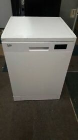Beko DFN16210W 12-Place Dishwasher with Basket Flexibility - White (new)