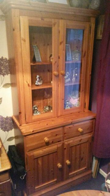 Chunky solid Pine dresser