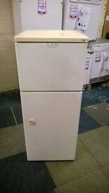 white whirlpool medium fridge freezer