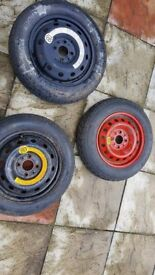 space saver spare wheels
