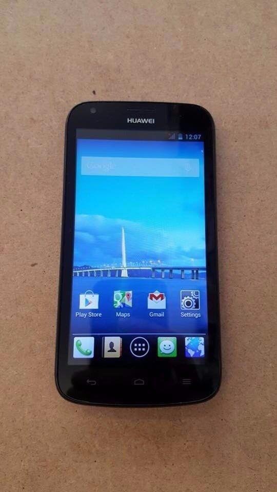 HUAWEI Y600 DUAL SIM UNLOCKED MOBILE PHONE WITH RECEIPT