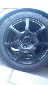 Allow wheel TSW's