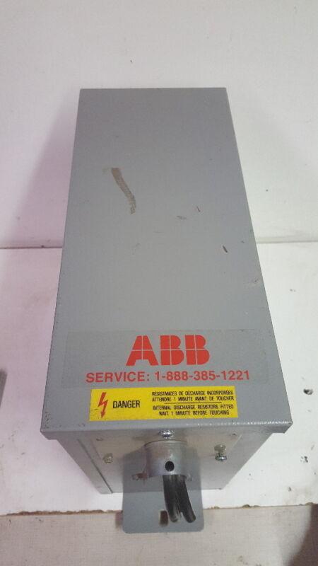 ABB C485G35-CH-U 35KVAR 480V/3PH/60Hz Capacitor