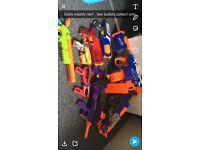 💙 BUNDLE OF GUNS MOSTLY NERF