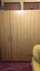 Ikea 3- doors wardrobe