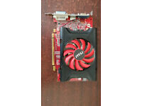 MSI Radeon R6670 2GB GPU Graphics Card