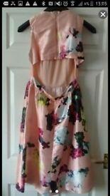 Lovley boohoo dress size 12