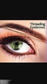 Eyebrows Threading $14