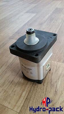 Hydraulikpumpe Zahnradpumpe mit Vorsatzlager 20C16X155 rechtsdrehend