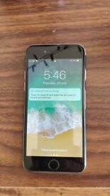 iPhone 6 128GB unlocked, some issues.
