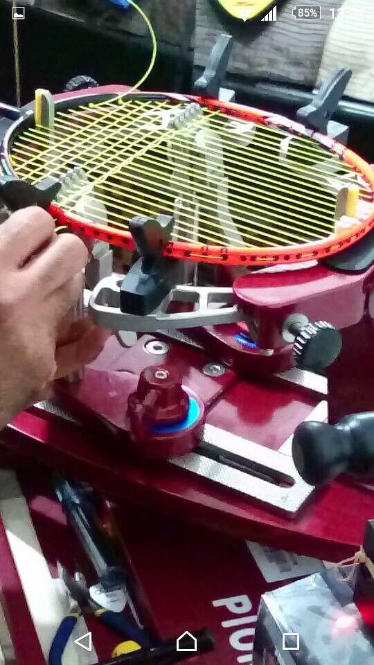 Badminton Racket / Racquet stringing restring service Leicester