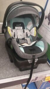 Safety First On Board Infant Car seat