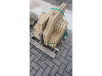 squaring off kit for a circle 3 pallets