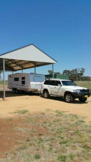 "RUSH SALE!!! Evolution Luxliner, Custom built 22'6"" Glen Innes Glen Innes Area Preview"