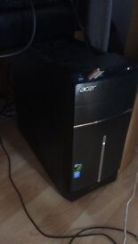 Acer i7 Gaming PC Sell or Swap for Ps4 Pro