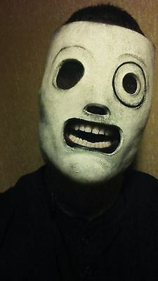 Slipknot Corey Taylor AHIG mask replica prop xpress shipping  available