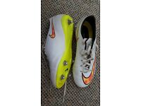 Football shoes size UK5/EUR38