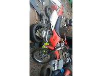 125cc skyteam spare or repair swaps