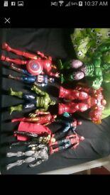 Marvel hero's titan