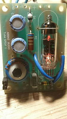 SPDIF output tube stage, 6S6B for CD player upgrade (marantz CD94,philips CD880)