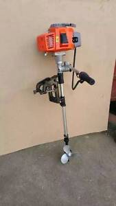 3.0HP Marine Petrol Outboard Engine Motor Fishing Boat Kayak Athelstone Campbelltown Area Preview