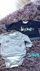 Baby Boys items 3-6m